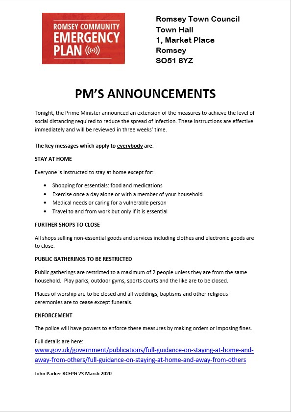 20200323 PMs Announcments 002