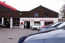 Crampmoor Garage