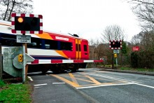 Halterworth Crossing
